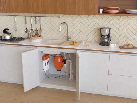 Кухонная мойка Omoikiri Sakaime 78-LB SA