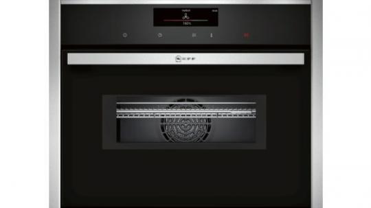Компактный духовой шкаф с свч  Neff C28MT23H0