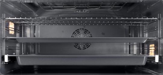 Электрический духовой шкаф KUPPERSBERG FR 911 ANT Silver