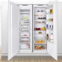 Встраиваемый холодильник MAUNFELD MBL177SW_11