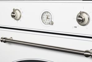 Электрический духовой шкаф KUPPERSBERG SR 609 W Silver_3