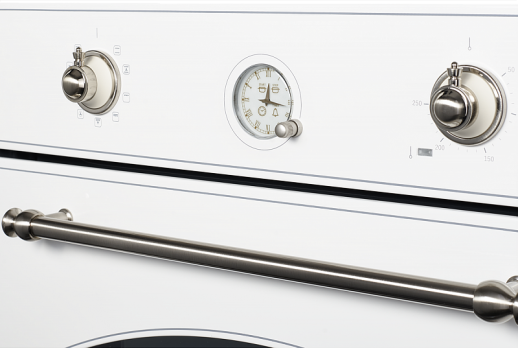 Электрический духовой шкаф KUPPERSBERG SR 609 W Silver
