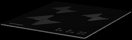 Варочная панель индукционная Kuppersberg ICO 402