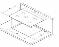 Индукционная варочная панель Kuppersberg IMS 901_4