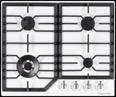 Газовая варочная панель  Kupperberg FS 603 W Silver_0