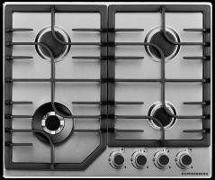 Газовая варочная панель  Kupperberg FS 63 X