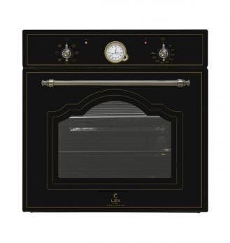 Электрический духовой шкаф LEX EDM 6070 C BL