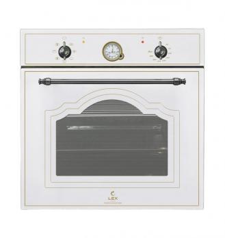 Электрический духовой шкаф LEX EDM 6070 C WH
