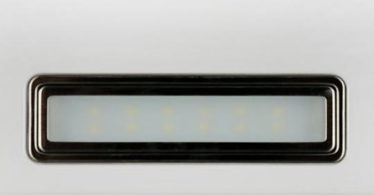Наклонная вытяжка LEX MIKA G 500 WHITE
