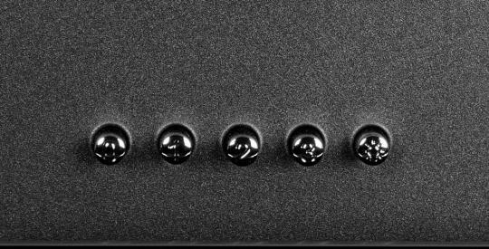 Наклонная вытяжка LEX MIKA C 600 BLACK