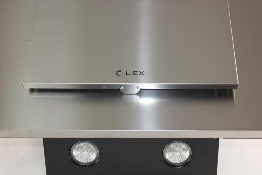 Наклонная вытяжка LEX MINI S 600 INOX