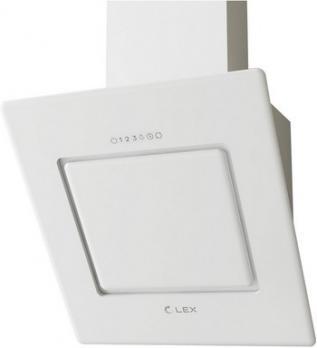 Наклонная вытяжка LEX LEILA 600 WHITE