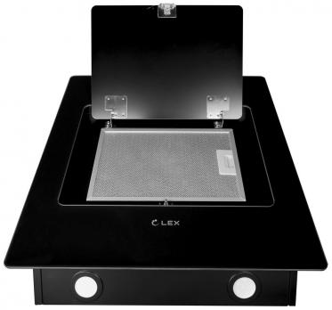 Наклонная вытяжка LEX LEILA 600 BLACK
