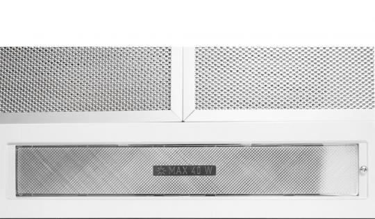 Козырьковая вытяжка LEX SIMPLE 500 WHITE