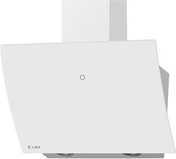 Наклонная вытяжка LEX PLAZA GS 600 WHITE