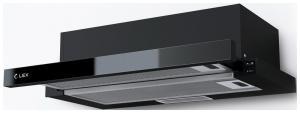 Вытяжка с выдвижным экраном LEX HUBBLE G 500 BLACK