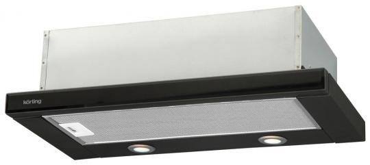 Вытяжка с выдвижным экраном KORTING KHP 6617 GN