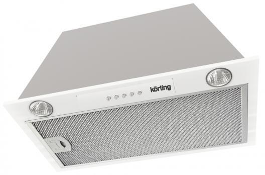 Полновстраиваемая вытяжка KORTING KHI 6530 W