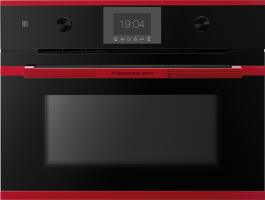 Компактный духовой шкаф c свч  Kuppersbusch  CBM 6350.0 S8 Hot Chili