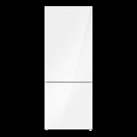 Холодильник-морозильник MAUNFELD MFF1857NFW