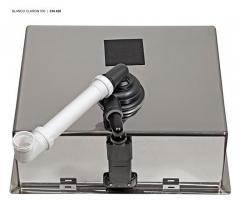 Кухонная мойка Blanco Claron 500-U Нержавеющая сталь_1