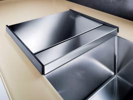 Кухонная мойка Blanco Claron 500-U Нержавеющая сталь_6