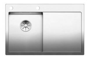 Кухонная мойка Blanco Claron 4 S-IF Нержавеющая сталь