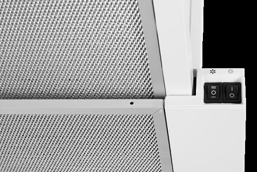 Вытяжка с выдвижным экраном MONSHER TELE II 50 W