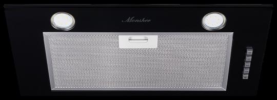 Полновстраиваемая вытяжка MONSHER INNA 55 B