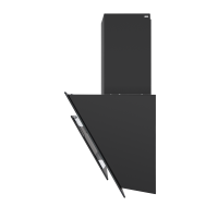 Наклонная вытяжка Homsair Elf 60 Glass Black_4