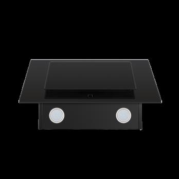 Наклонная вытяжка Homsair Elf 60 Glass Black
