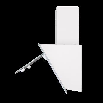Наклонная вытяжка Homsair Elf Push 50 Glass White