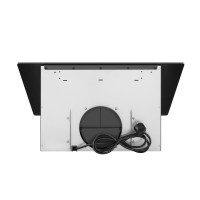 Наклонная вытяжка Homsair Elf Push 50 Glass Black_9