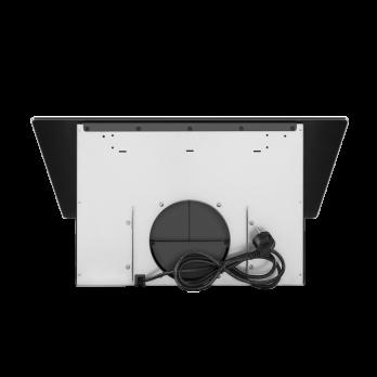 Наклонная вытяжка Homsair Elf Push 50 Glass Black