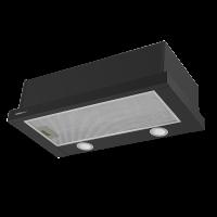 Вытяжка с выдвижным экраном HOMSAIR Flat 50 Black