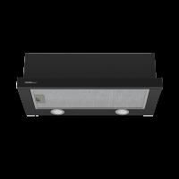 Вытяжка с выдвижным экраном Homsair Flat 60 Black_2