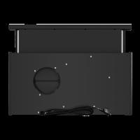 Вытяжка с выдвижным экраном Homsair Flat 60 Black_8