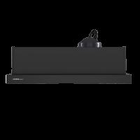 Вытяжка с выдвижным экраном Homsair Flat 60 Black_9