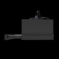 Вытяжка с выдвижным экраном Homsair Flat 60 Black_12