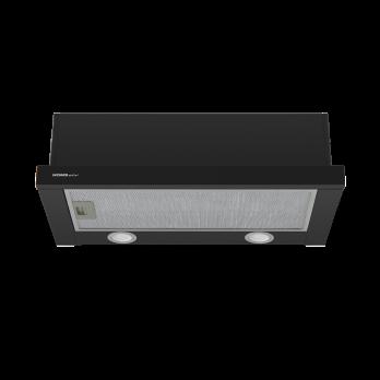 Вытяжка с выдвижным экраном Homsair Flat 60 Black