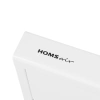 Козырьковая вытяжка Homsair Horizontal 50 White_8