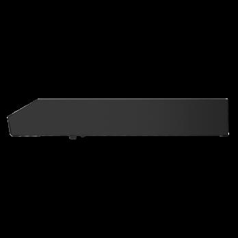 Козырьковая вытяжка Homsair Horizontal 50 Black