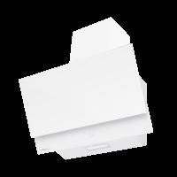 Наклонная вытяжка Homsair Saturn 50 Glass White