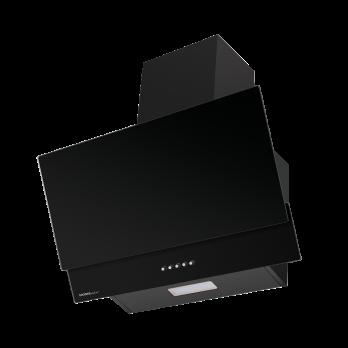 Наклонная вытяжка Homsair Saturn Push 50 Glass Black