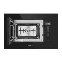 Встраиваемая микроволновая печь Homsair MOB205GB_1