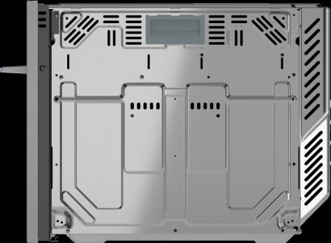 Компактный духовой шкаф 5 в 1 Asko OCSM8478G