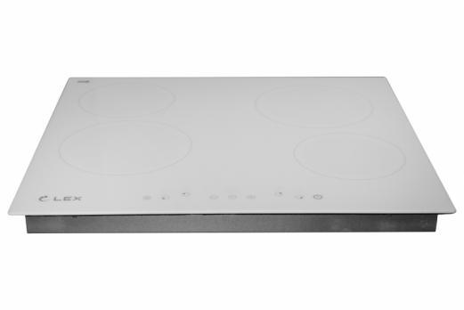 Электрическая варочная панель LEX EVH 640 WH
