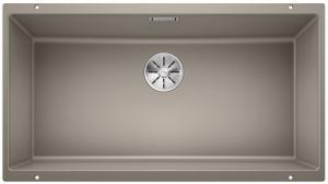 Кухонная мойка Blanco Subline 800-U Серый бежевый