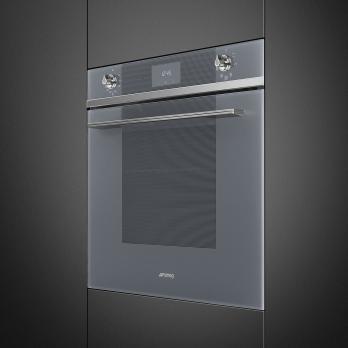 Электрический духовой шкаф Smeg Linea SF6100VS1