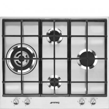 Газовая варочная панель SMEG PX164L